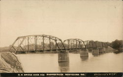 R. R. Bridge Over the Wabash River