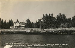 Gene Tunney's House, John's Bay