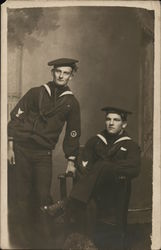 Portrait of Two Sailors