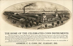 C.G. Conn, Inc. Postcard