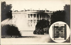 White House, South Front - Pompeian Olive Oil