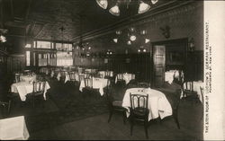 The Stein Room of Luchow's German Restaurant