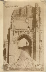 The Ruins of Ypres: St. Martins Church