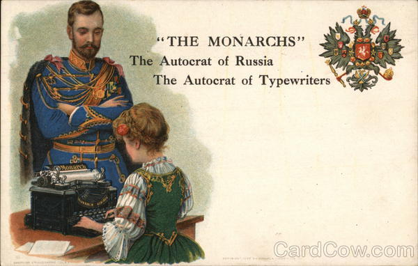 The Monarchs Russia Advertising