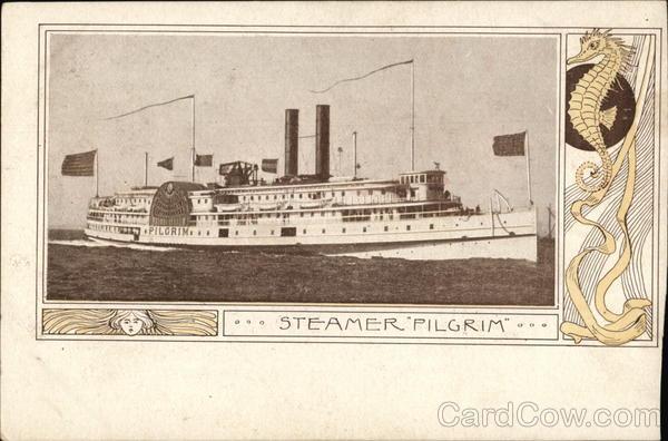 Steamer Pilgrim Steamers