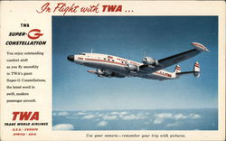 TWA Super-G Constellation