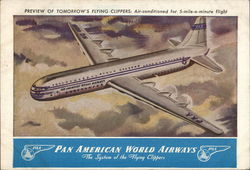Pan American World Airways - Flying Clipper