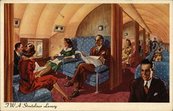 TWA Stratoliner Luxury