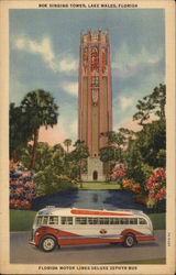 Bok Singing Tower Postcard