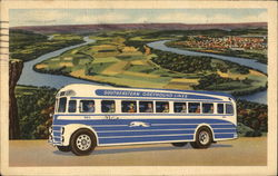 Southeastern Greyhound Lines - Florida Limited