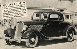 1933 Ford V-8 Coupe