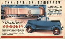 The Car of Tomorrow - Crosley Building