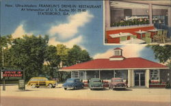 Franklin's Drive-In Restaurant