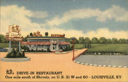 Hick's Drive-In Restaurant