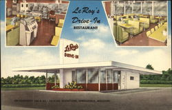 Le Roy's Drive-In Restaurant