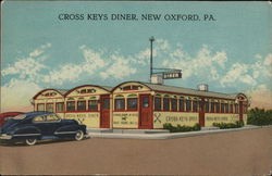 Cross Keys Diner