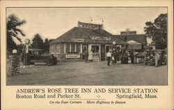 Andrew's Rose Tree Inn and Service Station