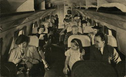 United Air Lines, Mainliner Comfort Aloft