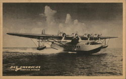 Pan American Airways S-42 Flying Clipper