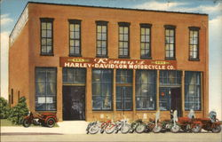 Kenny's Harley-Davidson Motorcycle Co.