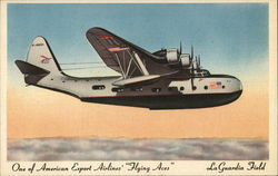 "American Export Airlines ""Flying Ace"""