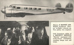 Braniff Airways Lockheed Electra, Braniff Airways