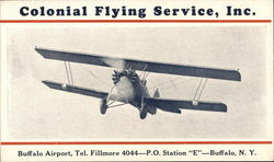 Colonial Flying Service - Buffalo Airport