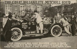 1915 Mitchell Light Four, Mitchell-Lewis Motor Co.