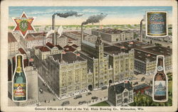 Val. Blatz Brewing Co. - General Offices and Plant