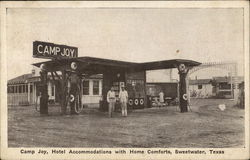 Camp Joy Service Station