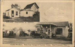Gaukel Brothers State Line Garage & Tourists Camp