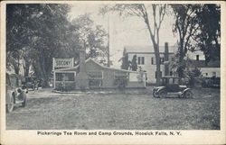 Pickerings Tea Room and Camp Grounds