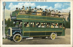 St. Louis Parlor Car Service - Peoples Motorbus