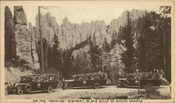 Needles Highway, Black Hills