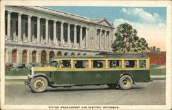 MItten Management Gas Electric Motorbus