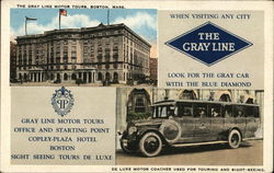 Gray LIne Motor Tours - Sight Seeing Coaches