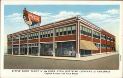 Coca Cola Bottling Plant
