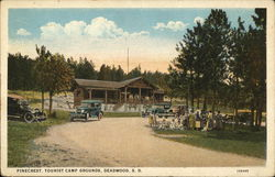 Pinecrest, Tourist Camp Grounds, Deadwood, S.D.