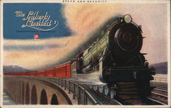 The Liberty Limited, Pennsylvania Railroad