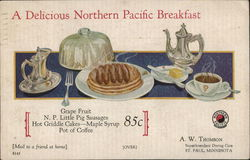 A Delicious Northern Pacific Breakfast