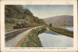 The Capitol Limited - Baltimore & Ohio Railroad