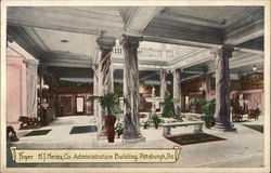 Foyer, H.J. Heinz Co., Administrative Building