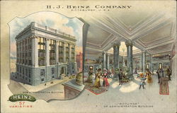 H. J. Heinz Co. - Rotunda, Administration Building