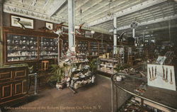 Roberts Hardware Co. - Office and Salesroom