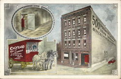 Colyear's Van and Storgae Company