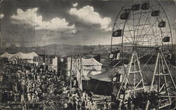 View of State Fair