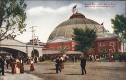 Dome Building, State Fair Grounds