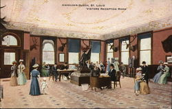 Anheuser-Busch - Visitors Reception Room