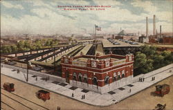 Anheuser-Busch Brewing Plant - Shipping Yards