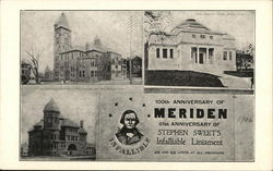 100th Anniversary of Meriden and 61st Anniversary of Stephen Sweet's Infallable Linament